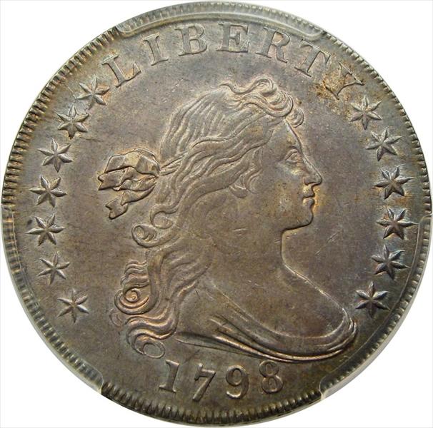 GFRC Open Set Registry - Winesteven 1795-1804 Bust  $1